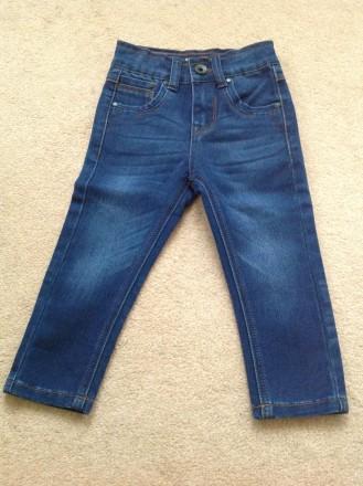 Новые джинсы на мальчика 3 года. Полтава. фото 1