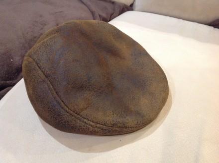 Теплая зимняя кепка с мехом внутри. Полтава. фото 1
