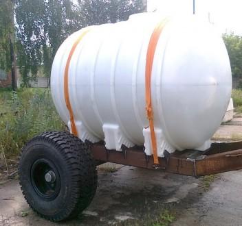 Предлагаем пластиковые емкости для транспортировки жидкостей. Транспортировка е. Гадяч, Полтавская область. фото 3
