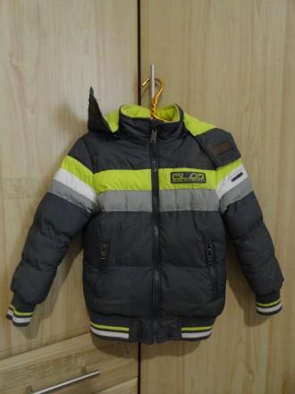 Куртка демисезонная. Приморск. фото 1