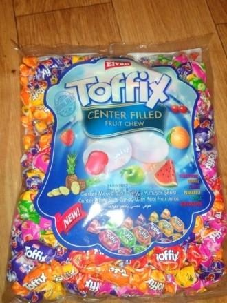 Конфеты Toffix 1 кг. Бровары. фото 1