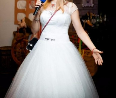 Продам свадебное/вечернее/бальное платье. Харьков. фото 1