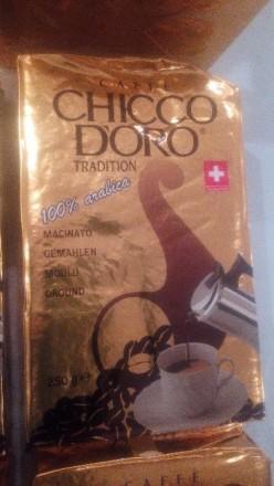 Кава Chicco D'Oro Tradition 100% Арабіка (250гр )Швейцарія. Снятин. фото 1