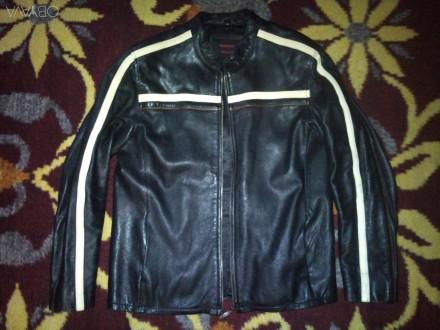 Кожаная курточка куртка. Овруч. фото 1