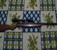Продам Пневматична гвинтівка Crosman Benjamin Discovery + насос + ПРИЦІЛ Tazco. Чернигов. фото 1