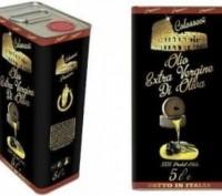 Оливковое масло Colosseo EXTRA VIRGIN, производство Италия, 5 литров. Запорожье. фото 1