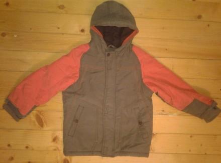 Куртка дитяча для хлопчика (Польща) \ тепла. Стрый. фото 1