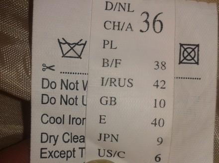 Куртка-пиджак Taifun. Размер 36 (в зависимости от стран  указан на фото).  По за. Киев, Киевская область. фото 10