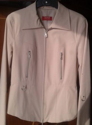 Куртка-пиджак Taifun. Размер 36 (в зависимости от стран  указан на фото).  По за. Киев, Киевская область. фото 3