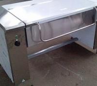 Сковорода промышленная СЭМ-0,5. Днепр. фото 1