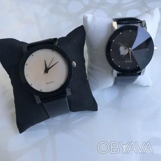 9f08a9d8341d5 ᐈ Женские наручные часы с интересным циферблатом черные бежевые ᐈ ...