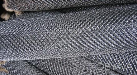 Сетка стальная тканая 3.2x0.8. Киев, Киевская область. фото 1
