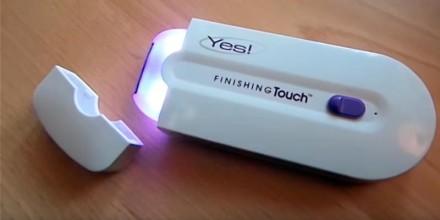 Описание:  Женский Эпилятор С Датчиком Прикосновения Yes Finishing Touch-  потр. Южный, Одесская область. фото 5