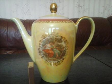 Чайник из немецкого сервиза.. Луганск. фото 1
