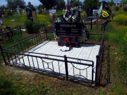 Уборка мест захоронений. Одесса. фото 1