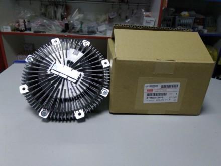 Вискомуфта двигателя ISUZU 4HG1, 4HG1-T, 4НЕ1, 4НК1, 4HV1, 4JJ1. Черкассы. фото 1