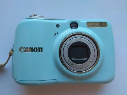Фотоаппарат Canon, хорошего качества фотографий, передающий более реалистичные ф. Николаев. фото 1
