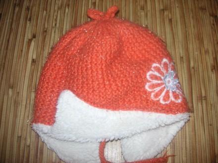 шапка и шарф. Чернігів. фото 1