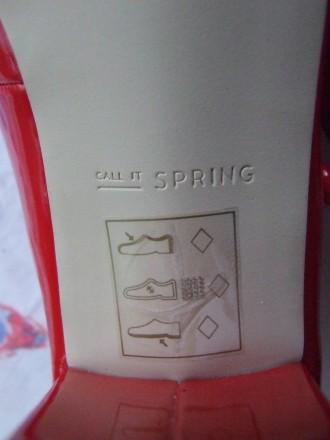 Пять пар женских туфель. В отличном состоянии.Один раз одевались. Красные и борд. Сумы, Сумская область. фото 6