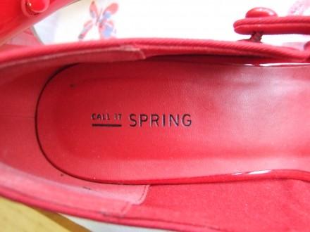 Пять пар женских туфель. В отличном состоянии.Один раз одевались. Красные и борд. Сумы, Сумская область. фото 5