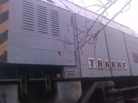 Продам Ж/д кран Takraf ЕDK 500. Киев. фото 1