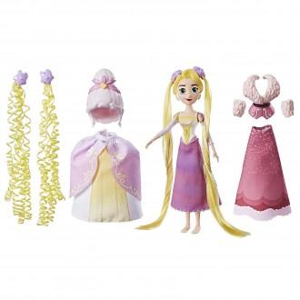 Кукла Рапунцель с нарядами и аксессуарами для волос. Днепр. фото 1