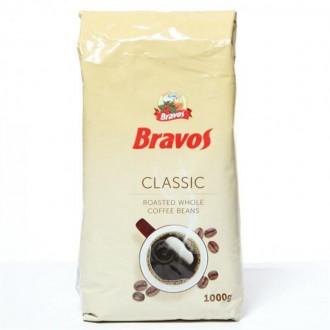 Кофе зерно , кофе молотый Bravos кава 250 ,1кг. Белая Церковь. фото 1