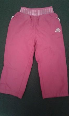 Спортивные штаны на девочку 3-4 года 98-104 р. - 65 грн. Николаев. фото 1