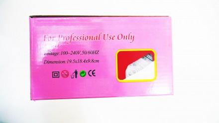 Ультрафиолетовая Led UV лампа 36 W с таймером для маникюра и педикюра  Кристалл. Чернигов, Черниговская область. фото 11
