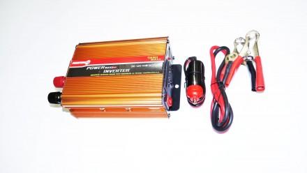 Преобразователь напряжения  12V в ~220V 500W Технические характеристики: - m. Чернигов, Черниговская область. фото 6