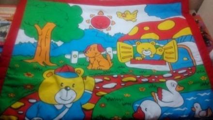 Детский коврик. Снятин. фото 1