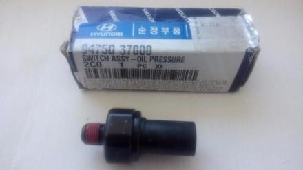 Датчик давления масла Hyundai, Kia. Снятин. фото 1