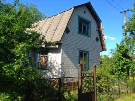 Кирпичная дача в черте города 50м2. Чернигов. фото 1