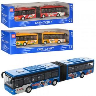 Автобус інерційний, модель авто, игрушка для мальчика. Киев. фото 1