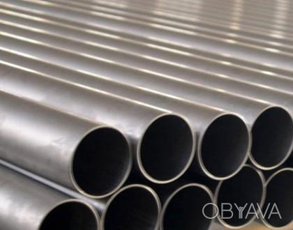 Титановая труба ВТ-1-0 80х2. Киев, Киевская область. фото 1