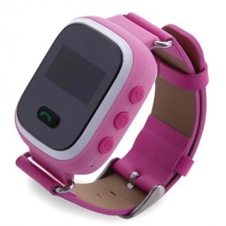 Детские смарт часы с GPS трекером Smart Baby Watch Q60. Тернополь. фото 1