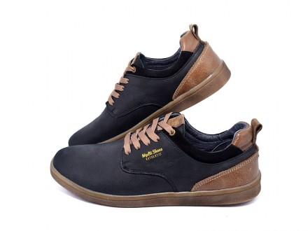 Мокасины мужские Multi-Shoes Stael Authentic HF2 Black. Киев. фото 1