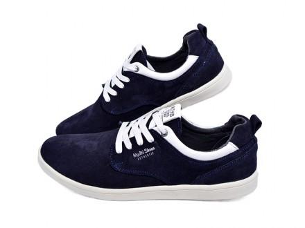 Мокасины мужские Multi-Shoes Stael Authentic HF2 Blue. Киев. фото 1