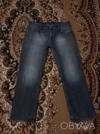 продам джинсы недорого на р.48./50.могу переслать.звоните договоримся.. Чернигов, Черниговская область. фото 1