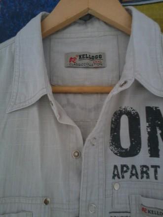 продам рубашку лен недорого.р.48/50.могу переслать.звоните договоримся.. Чернигов, Черниговская область. фото 6