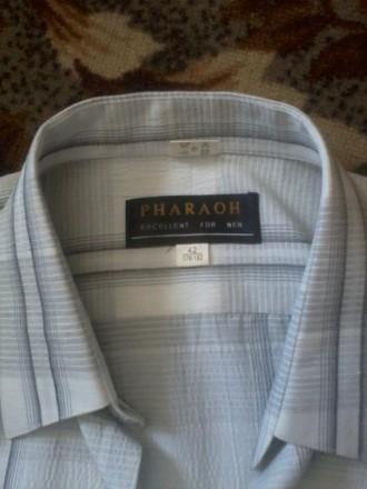 продам рубашку лен недорого.р.48/50.могу переслать.звоните договоримся.. Чернигов. фото 1