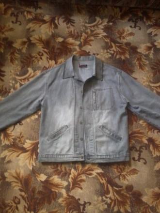 продам джинсовую курточку недорого.р.48/50.могу переслать.звоните договоримся.. Чернигов. фото 1