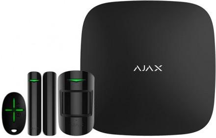 Пультовая охрана Комплект сигнализации Ajax StarterKit. Буча. фото 1