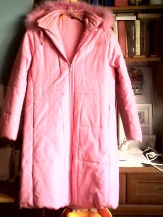 Куртка - пальто ( зимнее ). Черкассы. фото 1