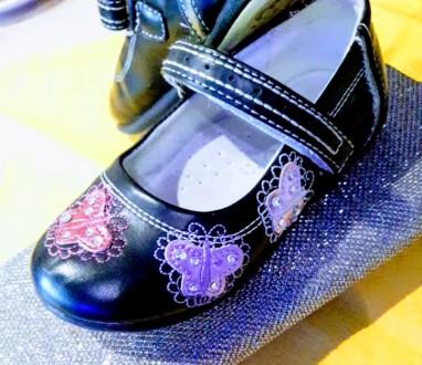 Туфли для девочки. Николаев. фото 1