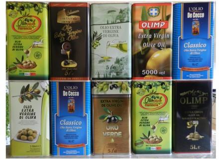 Оливковое масло фасовка 3л жб. Запорожье. фото 1