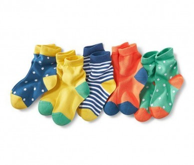 Яркие носочки( 2 пары) от Tchibo. р 39-42. Никополь. фото 1