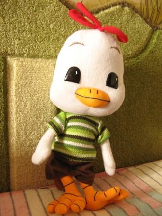 Мягкая игрушка BP1741-25 цыпленок мальчик /160/. Полтава. фото 1