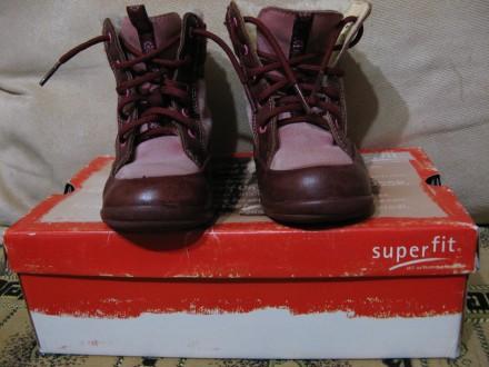 Ботинки Superfit 25p, 16.5 см по стельке. Полтава. фото 1