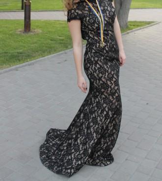 Выпускное, вечернее платье DEMIREL AZOR 1. (Турция). Васильков. фото 1